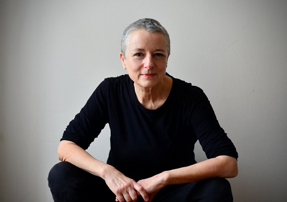 Designérka Dana Bezděková