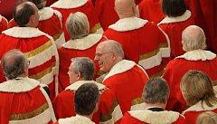 Sněmovna lordů. Ilustrační snímek
