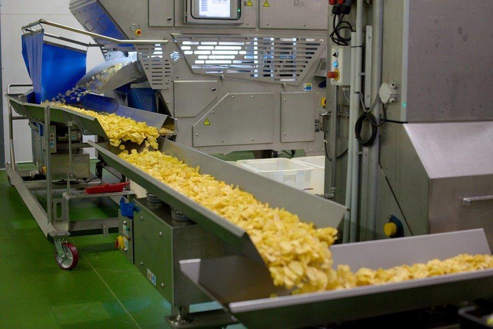 Hobžovy brambůrky ze Strážnice jsou populární po celém Česku