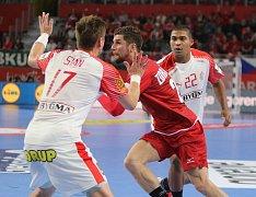 Češi porazili Dánsko