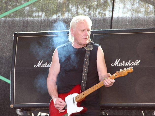Oldřich Říha, frontman skupiny Katapult