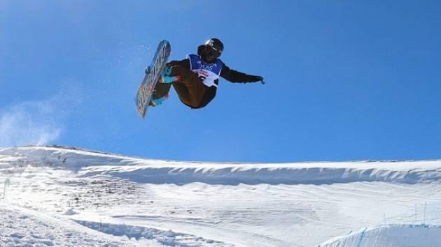 Snowboarding je minulostí. Po sportovní kariéře se Martin Mikyska vydal vlastní cestou.