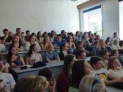 Studenti, ilustrační foto