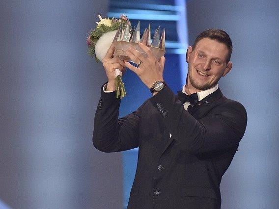 Absolutní vítěz, judista Lukáš Krpálek.