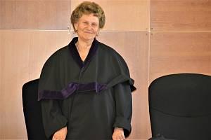 Přísedící ústeckého krajského soudu Dagmar Škvárová
