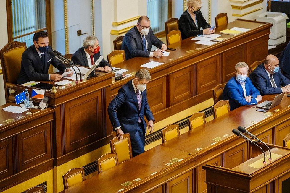 Jednání Poslanecké sněmovny - Ilustrační foto