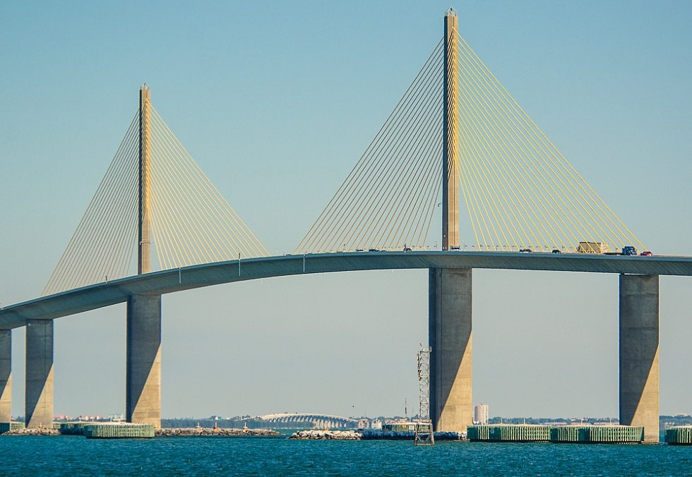 Most Sunshine Skyway (Florida)