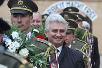 Nacionalistický a protiněmecký byl podle židovských obcí projev předsedy Senátu Milana Štěcha (ČSSD) při nedělní Terezínské tryzně.