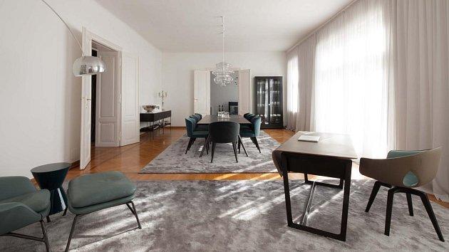 Vídeňský interiér