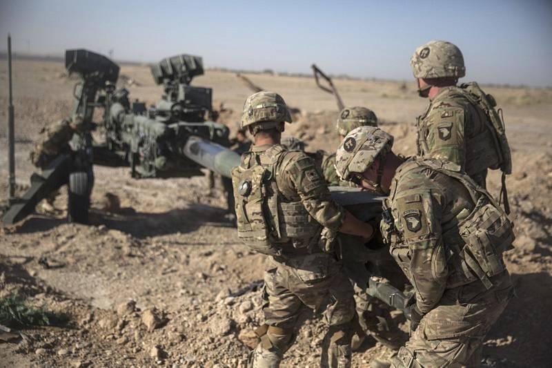 Američtí vojáci v Afghánistánu. Ilustrační snímek