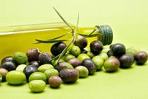 Olivový olej. Ilustrační foto