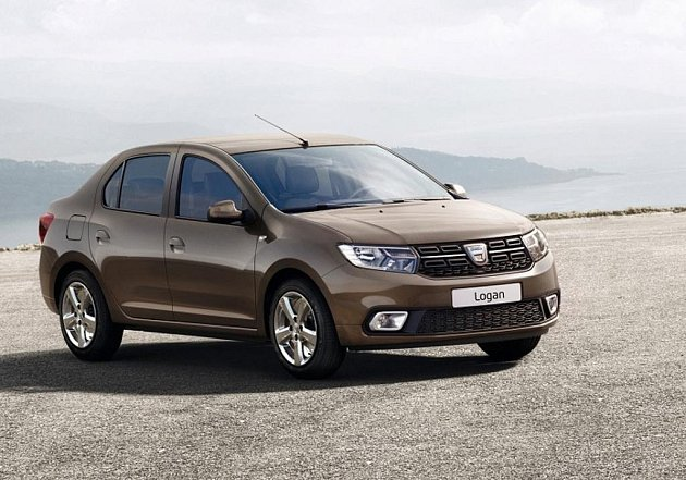 Dacia Logan.