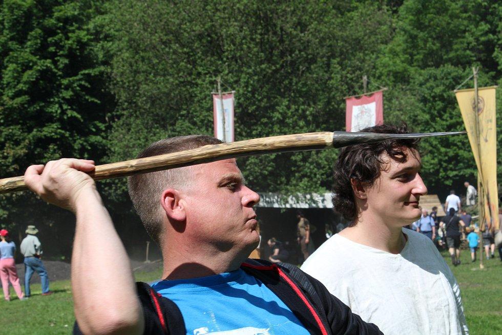 Návštěvníci Setkání ve střední části Moravského krasu si v sobotu užili pestrý program.