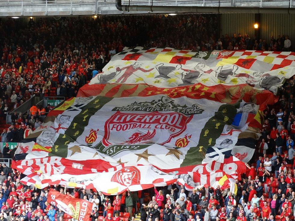 Mezi nejlepší anglické fotbalové kluby současnosti patří bez pochyby Liverpool FC…