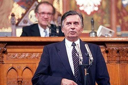 József Antall, Maďarsko