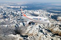 Boeing 737-800 společnosti Travel Service v barvách SmartWings - Ilustrační foto