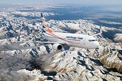 Boeing 737-800 společnosti Travel Service v barvách SmartWings.