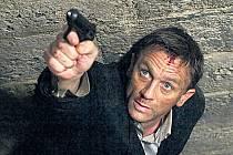 Daniel Craig v roli agenta 007.