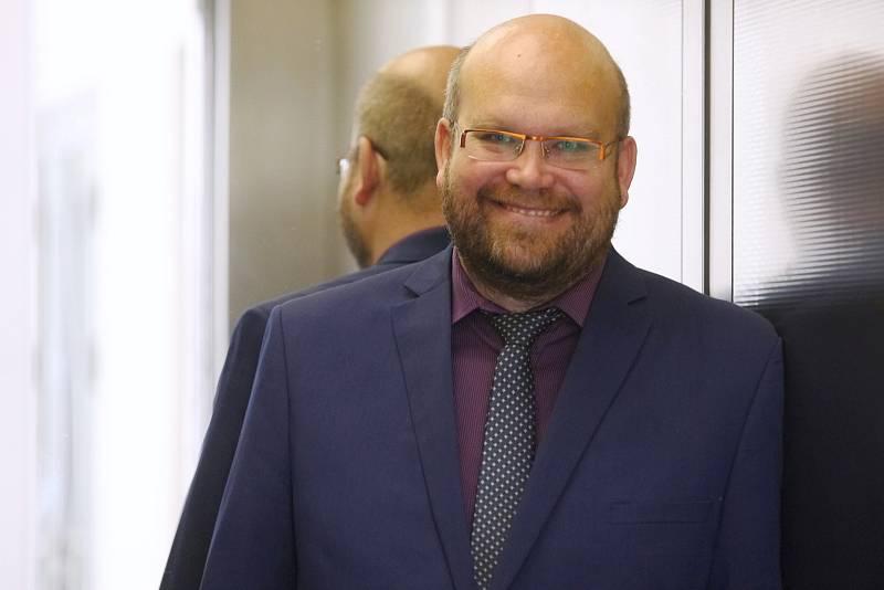 Politolog Lukáš Valeš