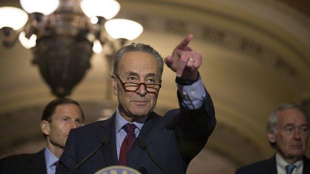 Chuck Schumer, americký senátor