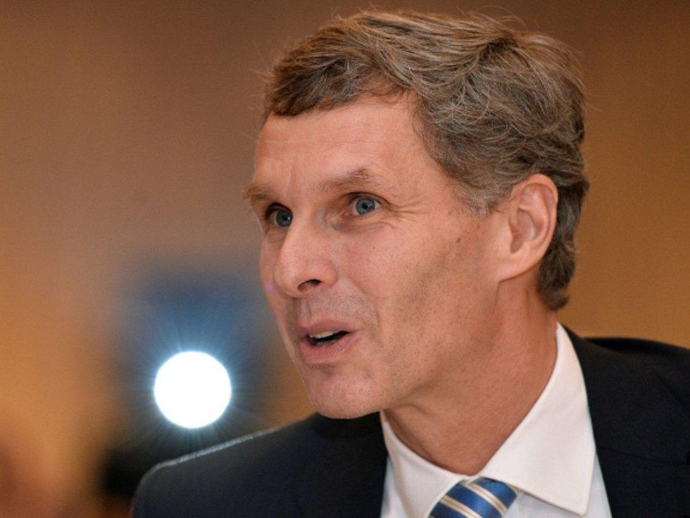 Šéf Českého olympijského výboru Jiří Kejval.
