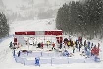 Světový pohár ve skikrosu v Harrachově byl kvůli špatnému počasí zrušen.