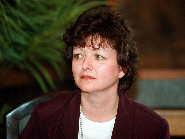 Ředitelka Nadace rozvoje občanské společnosti Hana Šilhánová