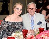 Tom Brokaw s herečkou Meryl Streepovou