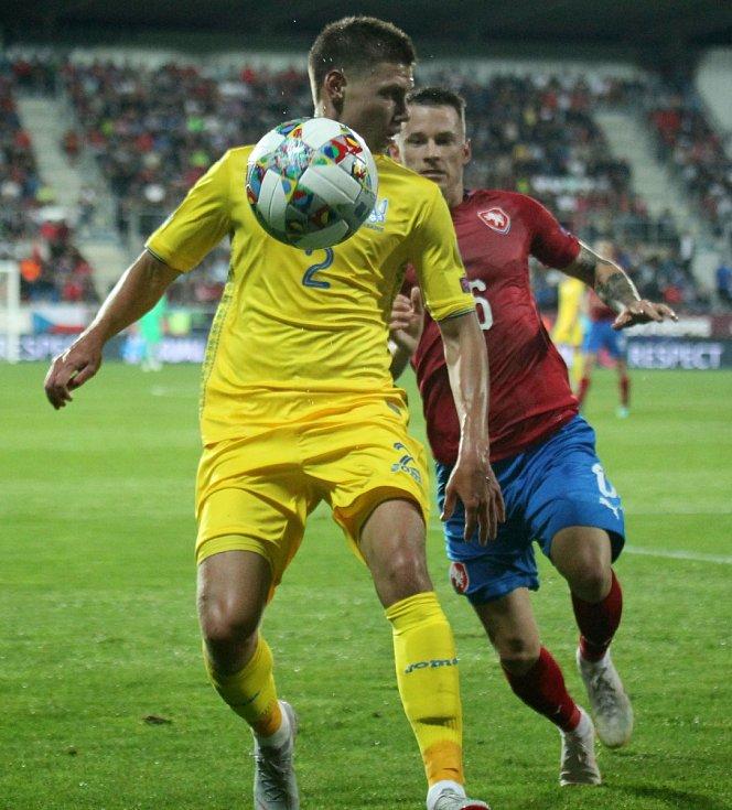 Češi na úvod Ligy národů podlehli Ukrajině