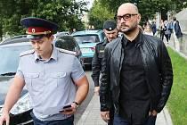 Režisér a umělecký ředitel avantgardního Gogol-centra, zakladatel souboru Sedmé studio Kirill Serebrennikov.