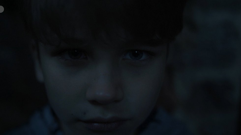 Kryštof Svátek hraje ve filmu Spící město postavu Samuela
