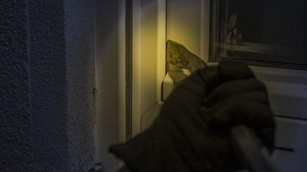 Kraj terorizuje gang vykradačů domů