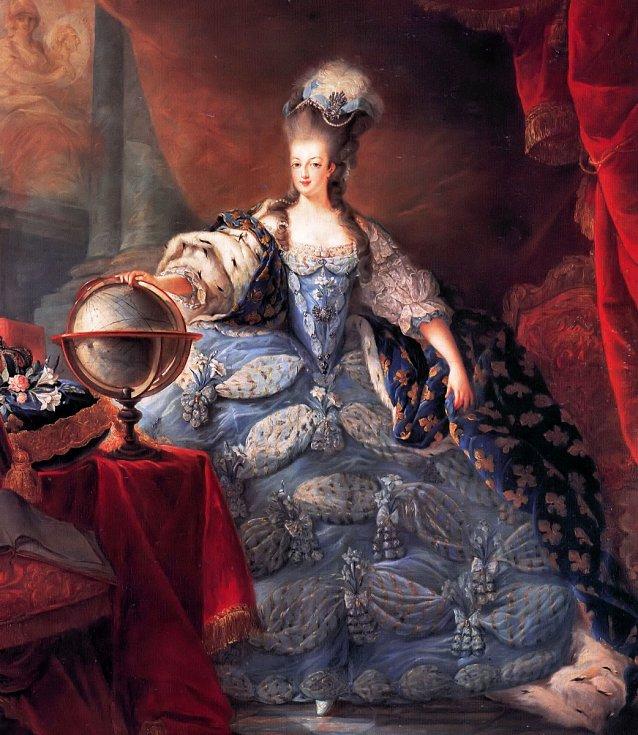 Marie Antoinetta. Francouzská královna byla životní láskou hraběte von Fersena. Pro záchranu jejího života po vypuknutí Francouzské revoluce podnikl mnoho kroků, nakonec se mu to ale nepovedlo. Její poprava ho hluboce zasáhla.