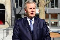 Bývalý německý prezident Christian Wulff.
