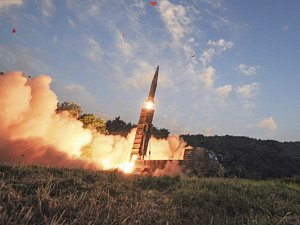 Severokorejské testy zbraní