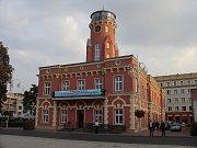 Radnice ve městě Częstochowa