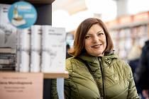Spisovatelka Alena Mornštajnová