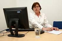 Irena Plocková, vedoucí odboru programu při Státním fondu životního prostředí.