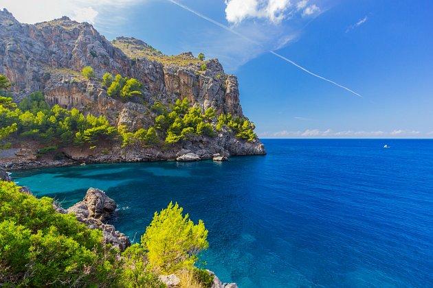 Mallorca, ilustrační foto