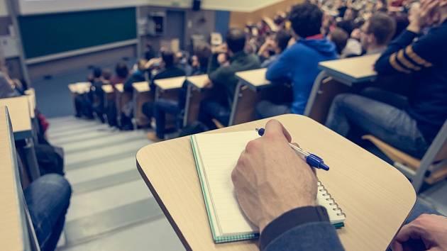 Vysoká škola - ilustrační foto