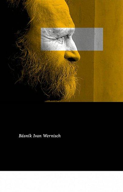 Obálka nové knihy oIvanu Wernischovi