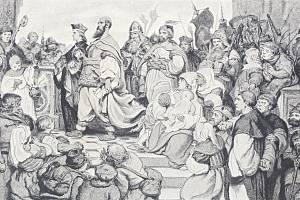 Věnceslav Černý: české poselstvo na basilejském koncilu