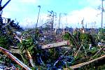 Tatry se vypořádávají  s následky vichřice z roku 2004