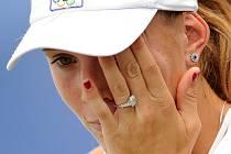 Tenistka Nicole Vaidišová vypadla z olympijského turnaje už v prvním kole. Stejně dopadl i Radek Štěpánek.