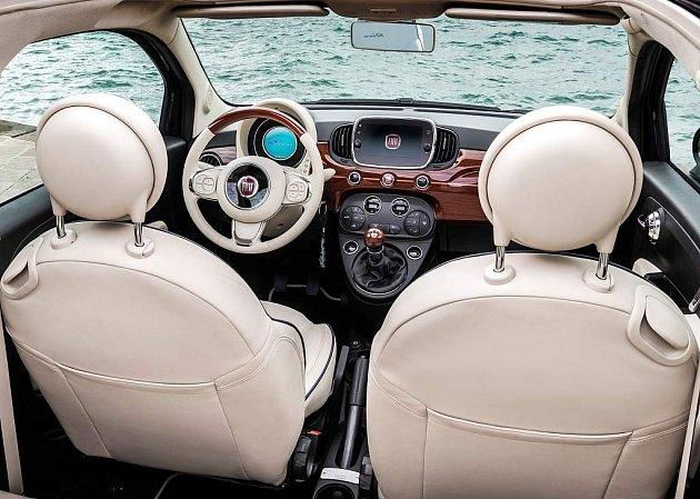 Fiat 500Riva.