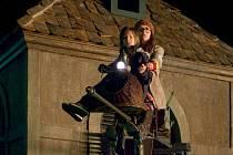 Oblíbená pohádka Micimutr se mimo jiné natáčela také na hradě Zvíkov.