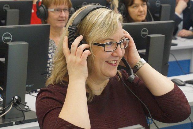 Michaela Černošková, ředitelka Církevní základní školy a mateřské školy ve Zlíně.