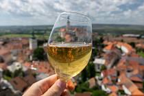 Bílé víno - Ilustrační foto