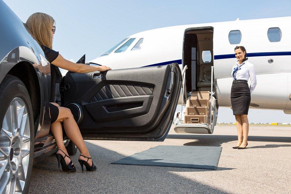 Kdo by nechtěl mít soukromé letadlo.