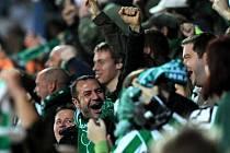 Fanoušci Bohemians měli důvod k oslavám.